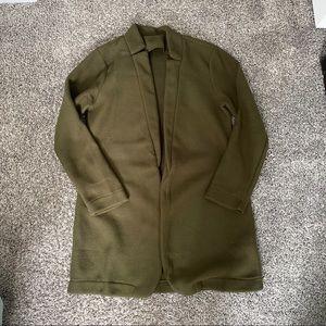 Brushed Blazer Jacket